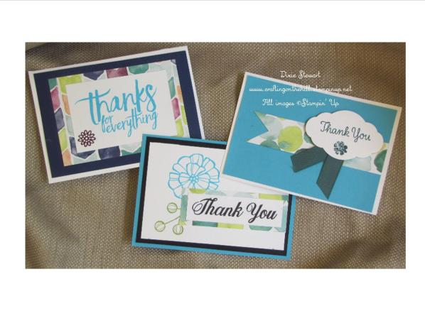 thank you cards with logo