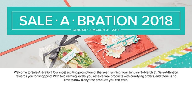 Occasions Catalog and Sale-A-Bration Time are here!!