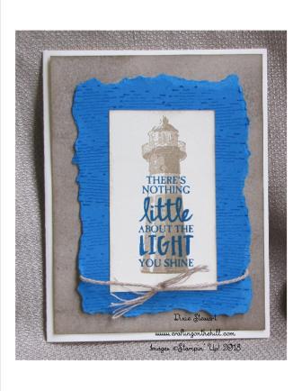 high tide lighthouse