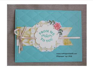 Tea Room Card 1