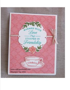 Tea Room Card 2