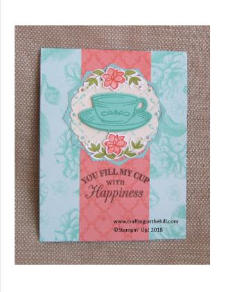 Tea Room Card 4
